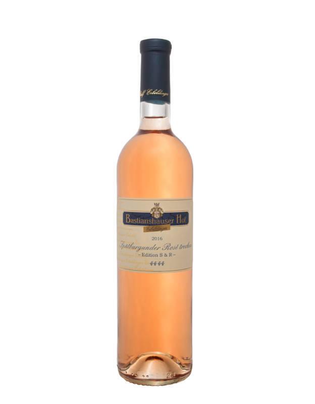 Weingut Bastianshauser Hof - 2016 Spätburgunder Rosé Trocken