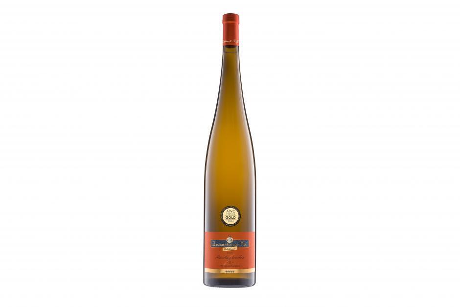 Weingut Bastianshauser Hof - 2015 Riesling Trocken -S- Magnum
