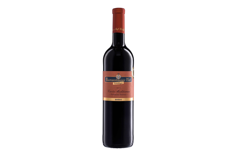 Weingut Bastianshauser Hof - 2014 Cuvée Mediterran Rotwein Trocken