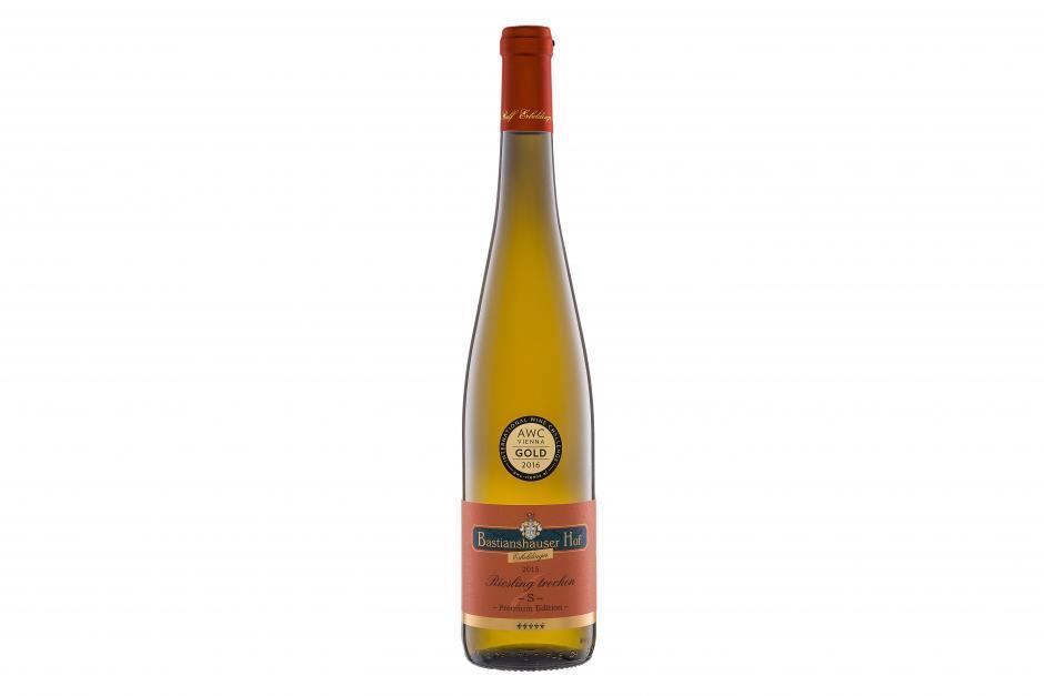 Weingut Bastianshauser Hof 2016 Riesling Trocken -S-