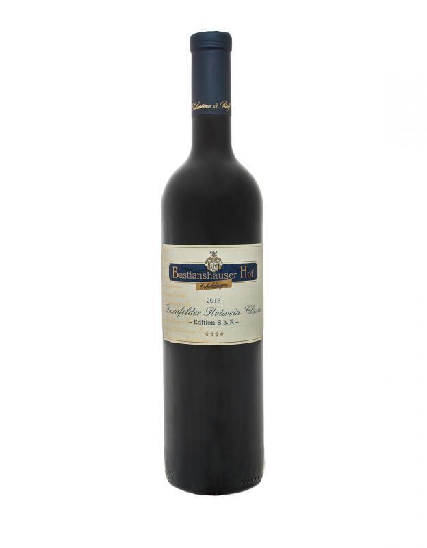 Weingut Bastianshauser Hof - 2015 Dornfelder Rotwein Classic