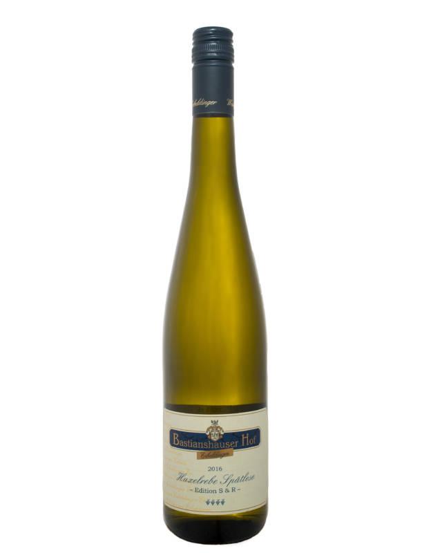 Weingut Bastianshauser Hof 2016 Huxelrebe Spätlese