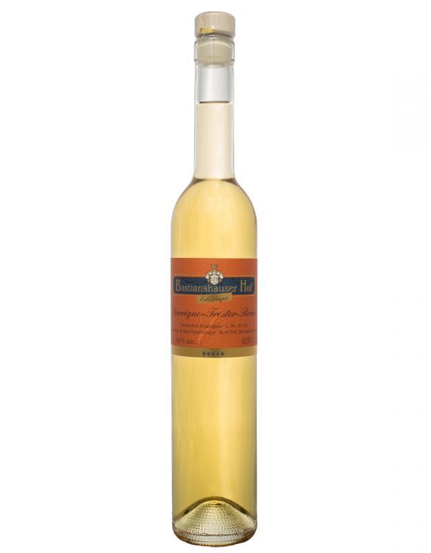 Weingut Bastianshauser Hof - Barrique Trester Brand
