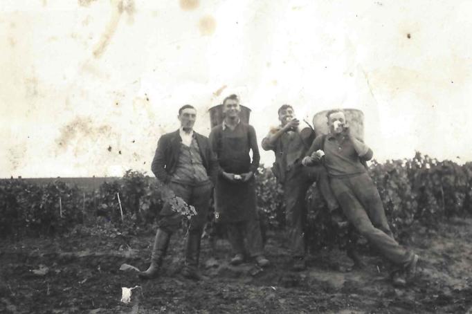Bastianshauser Hof - Historische Bilder