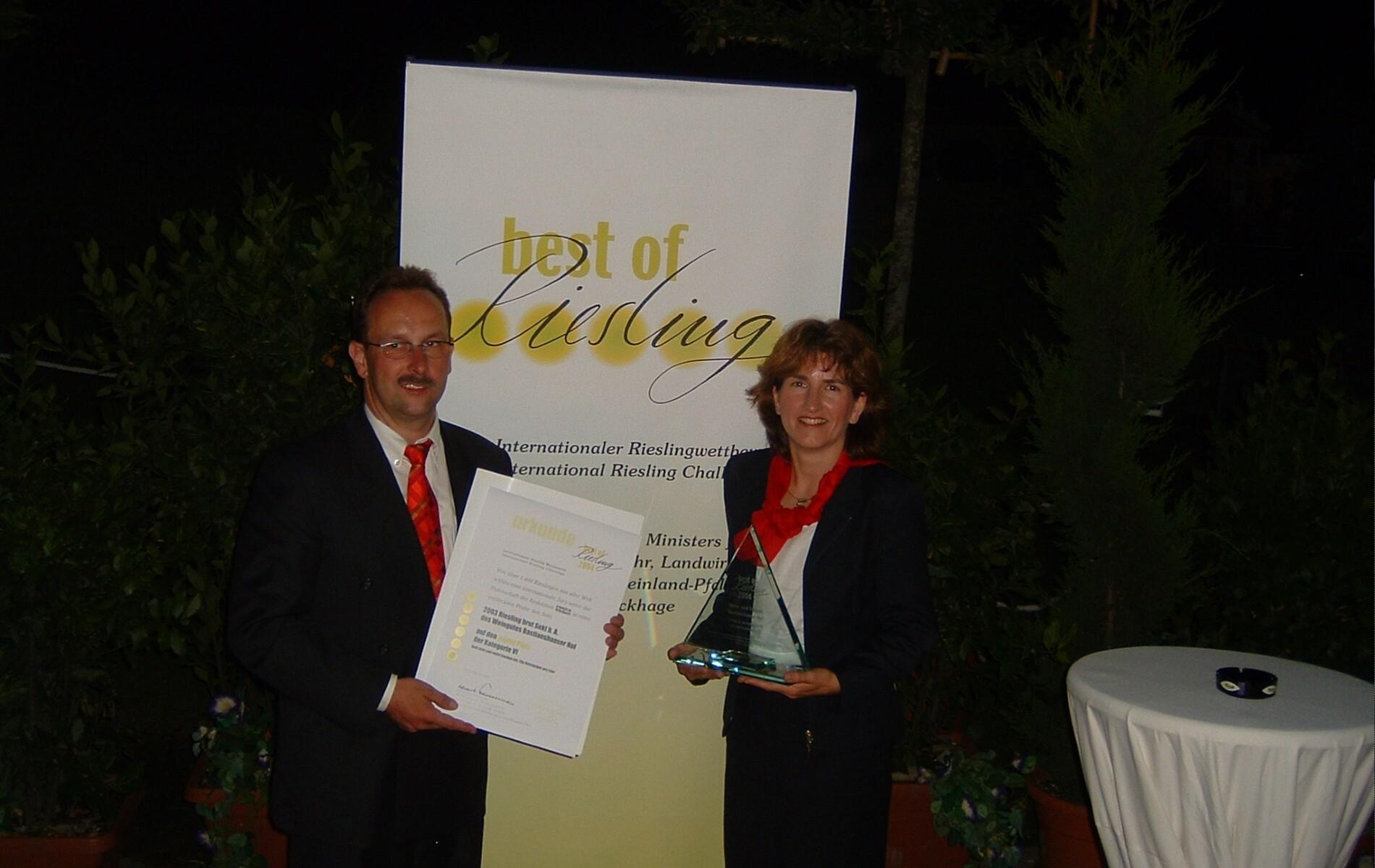 Weingut Bastianshauser Hof - 2004 Best of Riesling