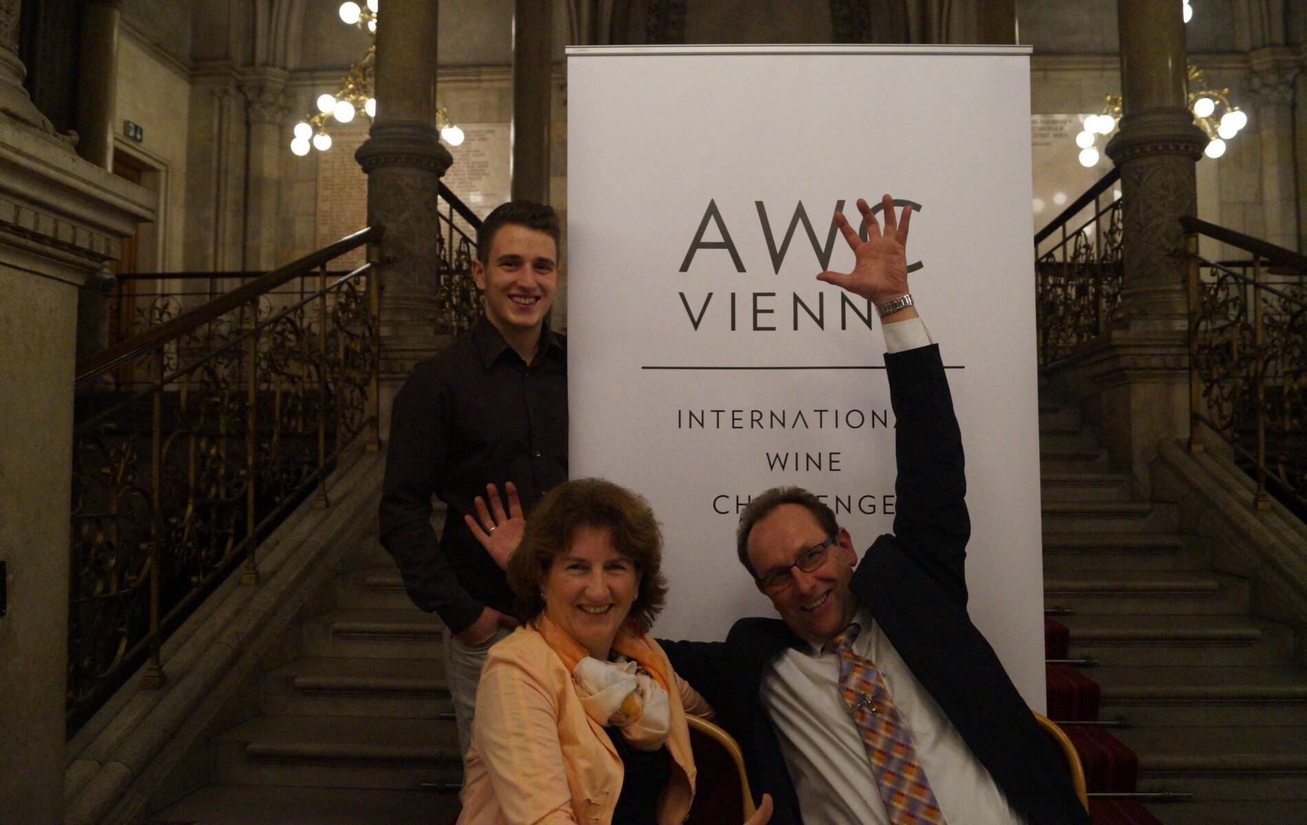 Weingut Bastianshauser Hof - 2016 AWC Vienna