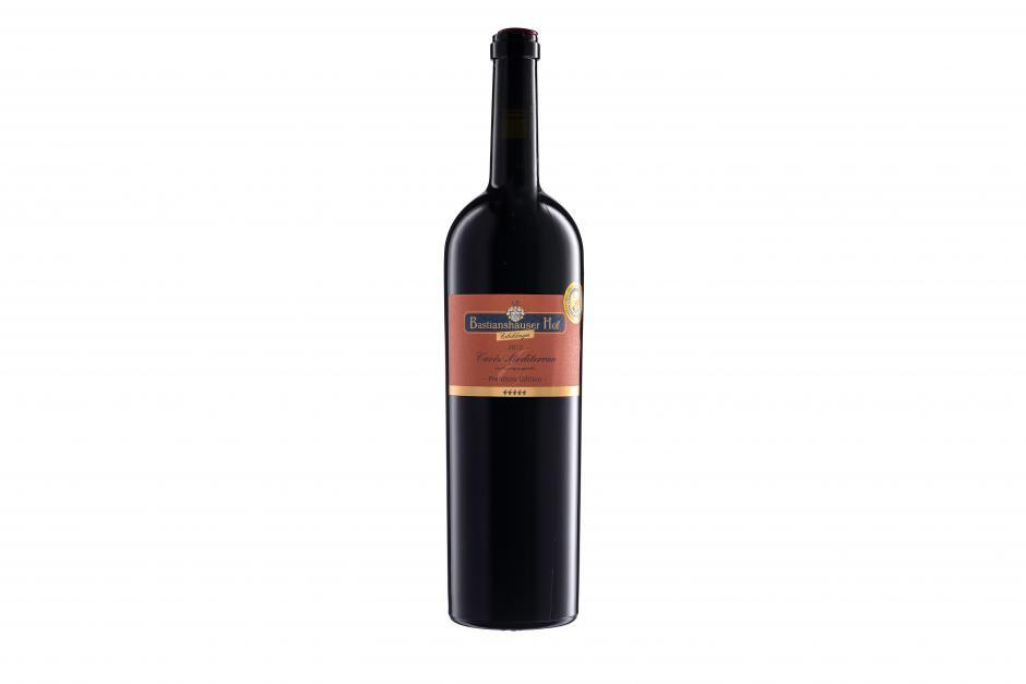 Weingut Bastianshauser Hof - 2014 Cuvée Mediterran Rotwein Trocken Magnum