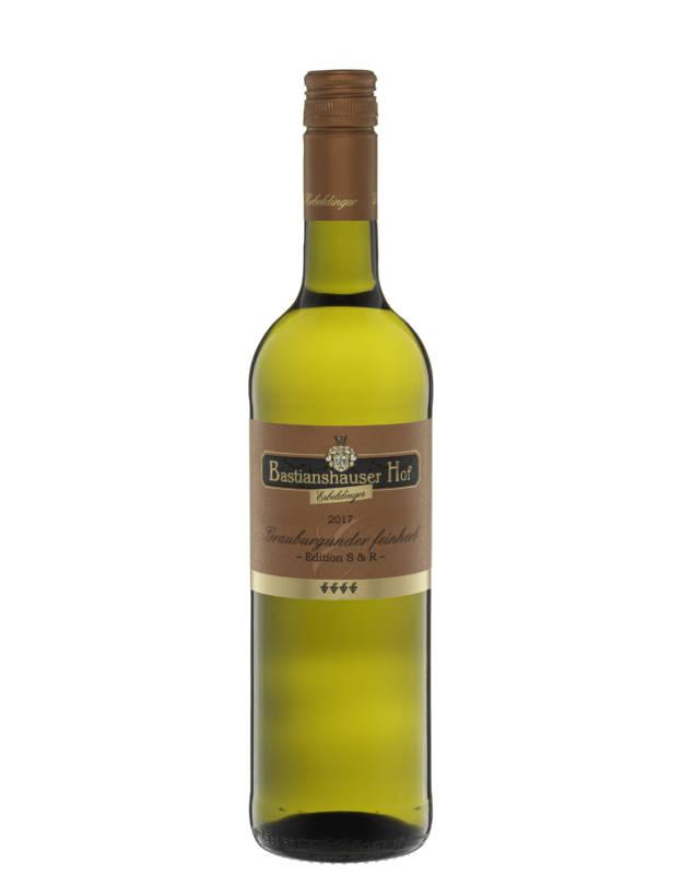 Weingut Bastianshauser Hof - 2018 Grauburgunder feinherb