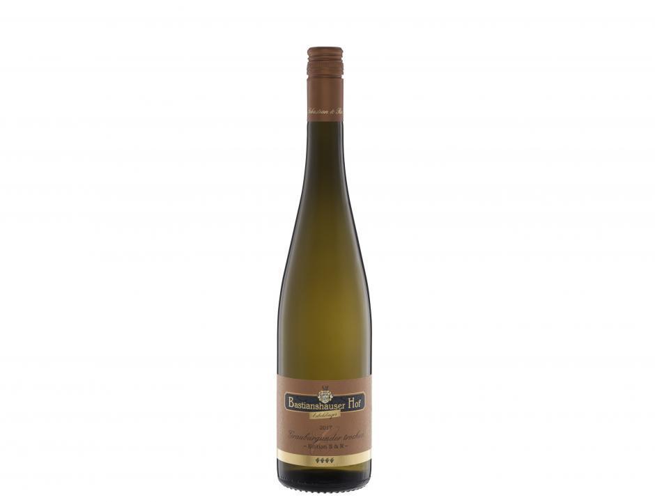 Weingut Bastianshauser Hof - 2018 Grauburgunder trocken