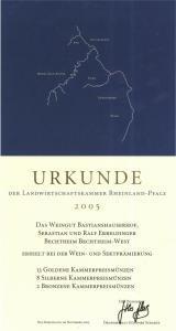Weingut Bastianshauser Hof - LWK 2005