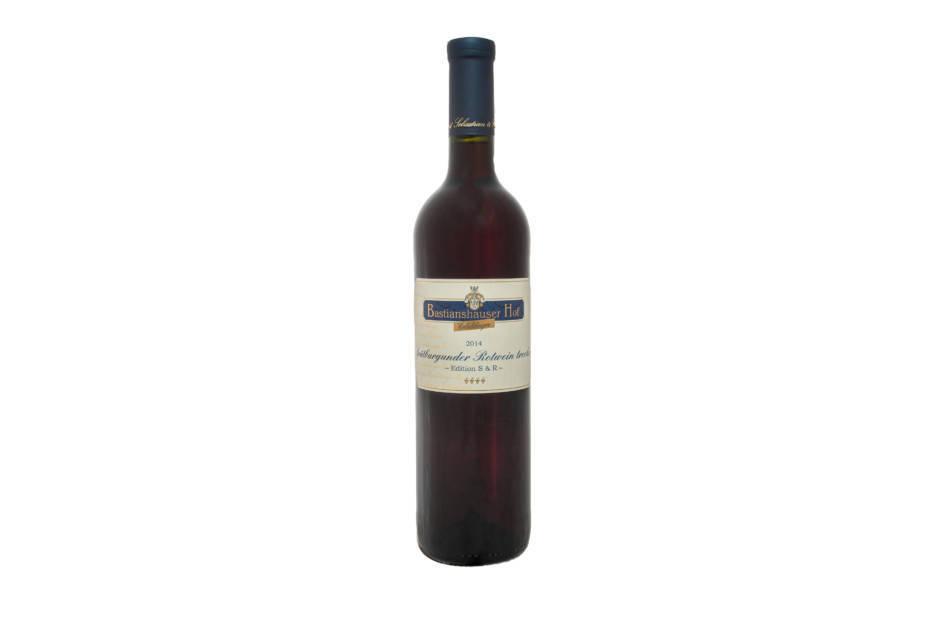 Weingut Bastianshauser Hof - 2014 Spätburgunder Rotwein trocken