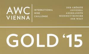 Weingut Bastianshauser Hof - AWC Vienna Gold 2015