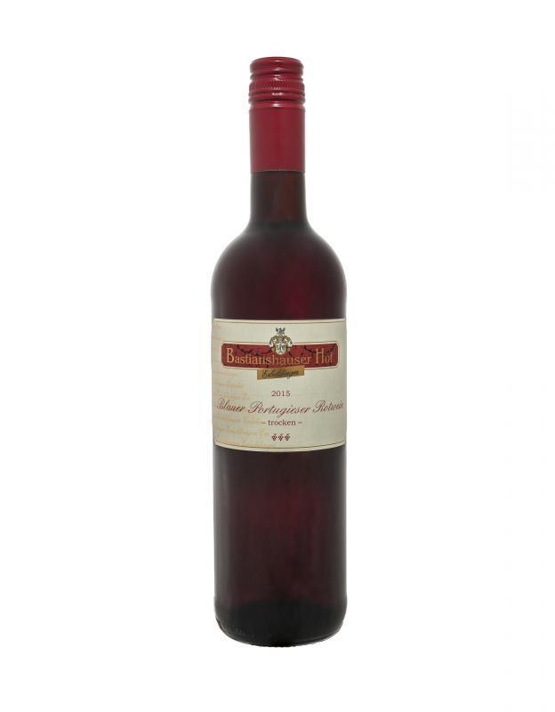 Weingut Bastianshauser Hof - 2015 Blauer Portugieser Rotwein