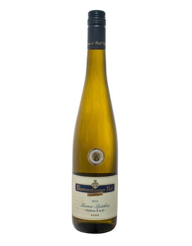 Weingut Bastianshauser Hof - 2015 Kerner Spätlese
