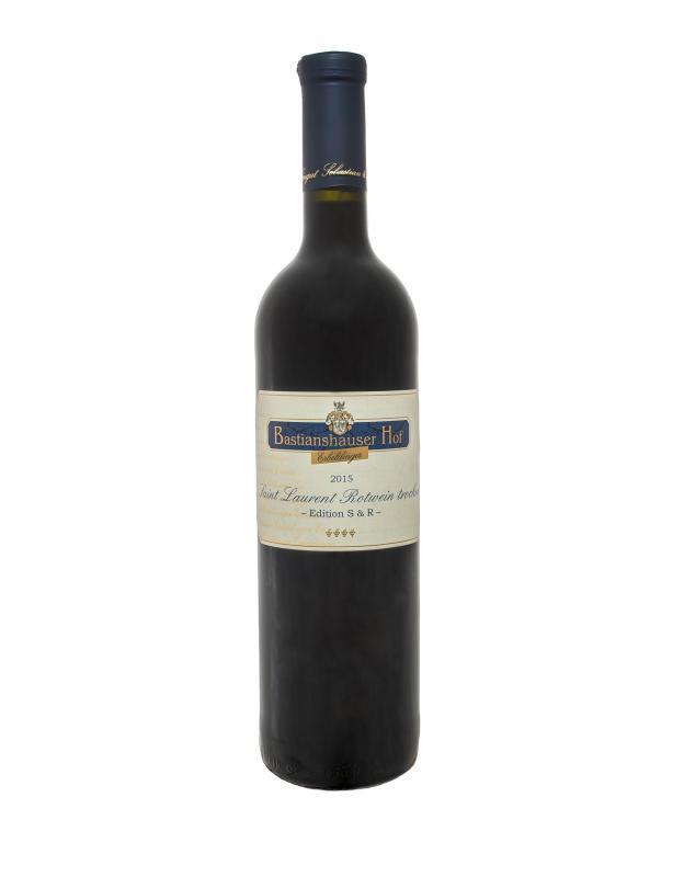Weingut Bastianshauser Hof - 2015 Saint Laurent Rotwein trocken