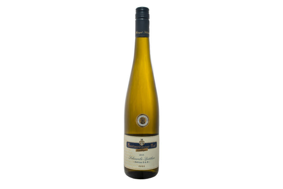 Weingut Bastianshauser Hof - 2015 Scheurebe Spätlese