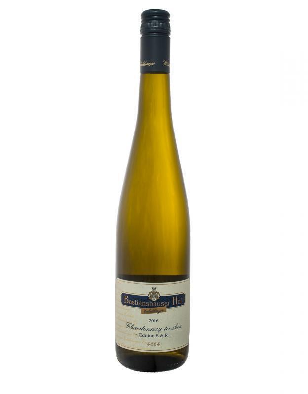 Weingut Bastianshauser Hof - 2016 Chardonnay trocken