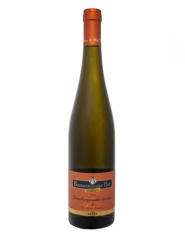 Weingut Bastianshauser Hof - 2016 Grauburgunder Trocken Edition S