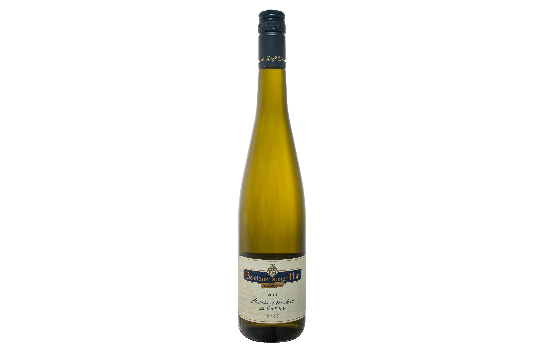 Weingut Bastianshauser Hof - 2016 Riesling trocken