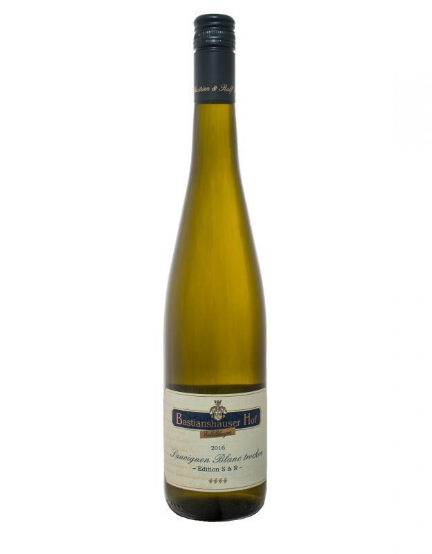 Weingut Bastianshauser Hof - 2016 Sauvignon Blanc trocken