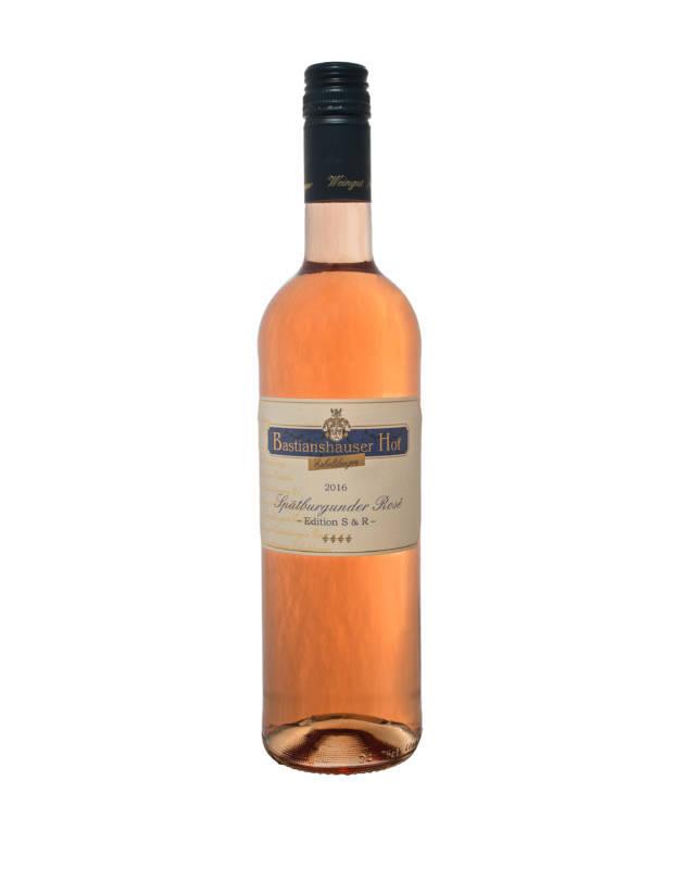 Weingut Bastianshauser Hof - 2016 Spätburgunder Rosé