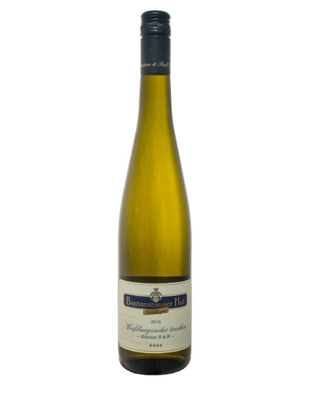 Weingut Bastianshauser Hof - 2016 Weißburgunder trocken