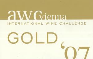 Weingut Bastianshauser Hof - AWC Vienna Gold 2007