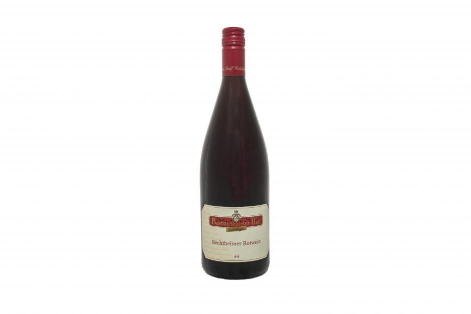 Weingut Bastianshauser Hof - Bechtheimer Rotwein