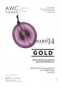 Weingut Bastianshauser Hof - Best of Riesling 2014