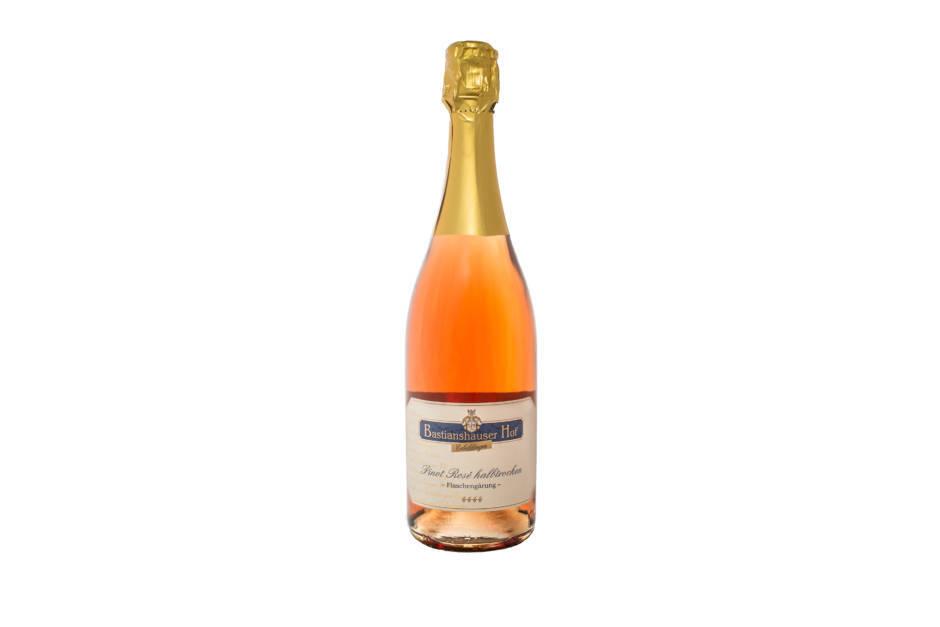 Weingut Bastianshauser Hof - Pinot Rosé halbtrocken Flaschengärung