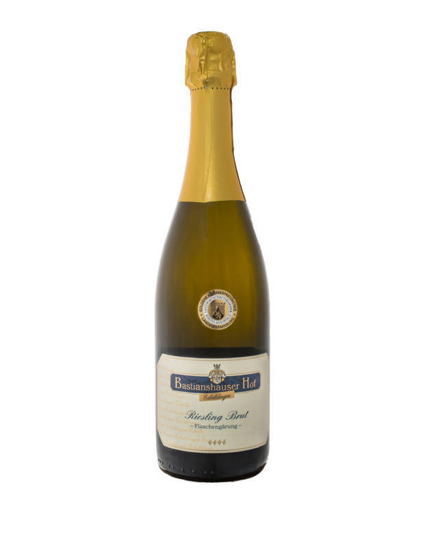 Weingut Bastianshauser Hof - Riesling Brut Flaschengärung