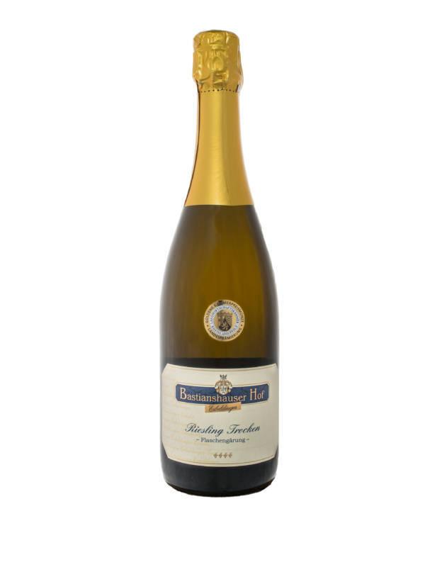 Weingut Bastianshauser Hof - Riesling Trocken Flaschengärung