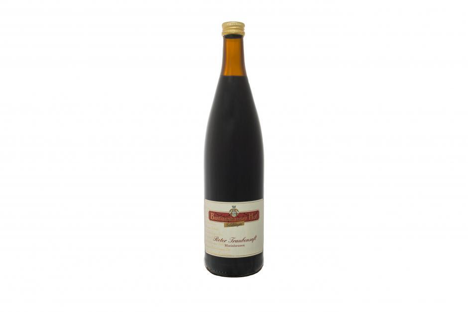 Weingut Bastianshauser Hof - Roter Traubensaft Rheinhessen