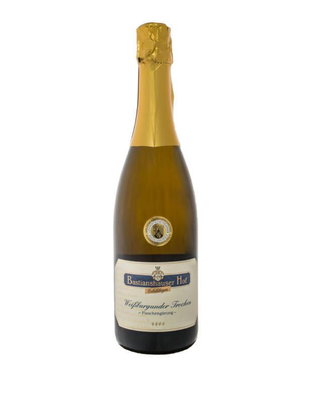 Weingut Bastianshauser Hof - Weißburgunder Trocken Flaschengärung