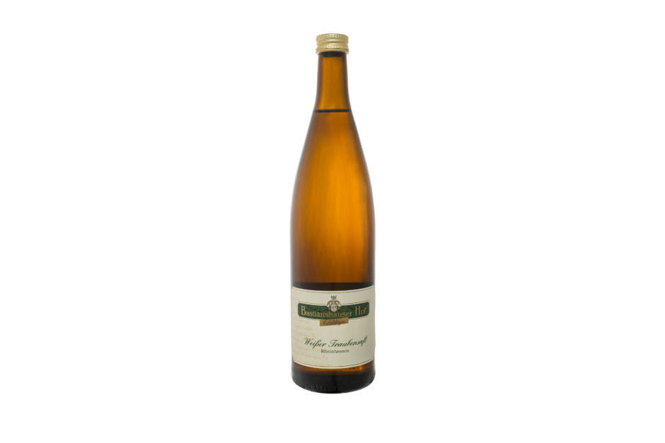 Weingut Bastianshauser Hof - Weißer Traubensaft Rheinhessen