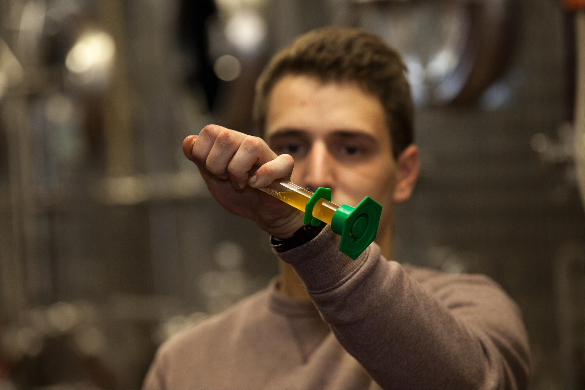 Weingut Bastianshauser Hof - Weinkeller