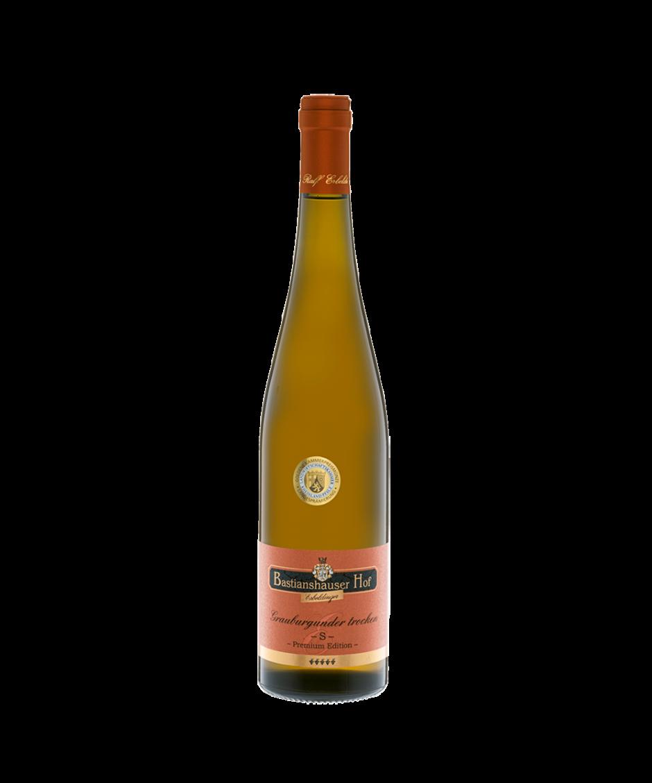 Weingut Bastianshauser Hof Erbeldinger -Grauburgunder Trocken Edition S