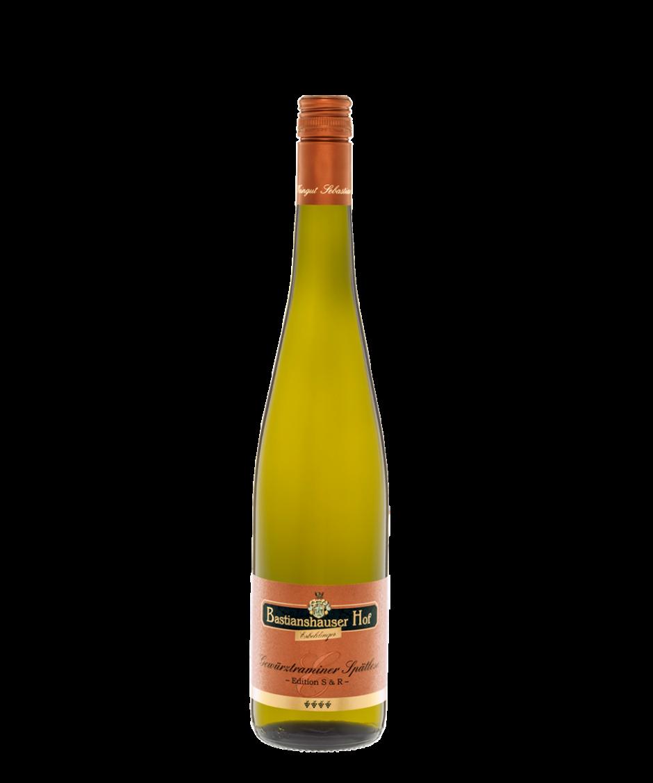 Weingut Bastianshauser Hof Erbeldinger - Gewürztraminer Spätlese
