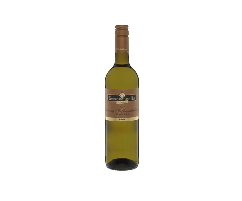 Weingut Bastianshauser Hof - 2017 Chardonnay & Weißburgunder feinherb