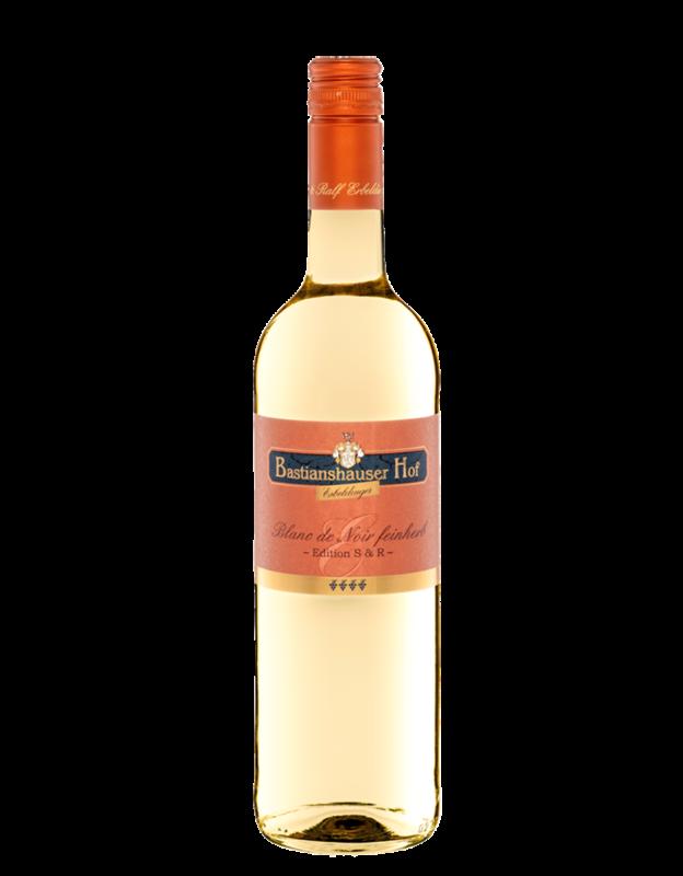 Weingut Bastianshauser Hof Erbeldinger -Spätburgunder Blanc de Noir feinherb