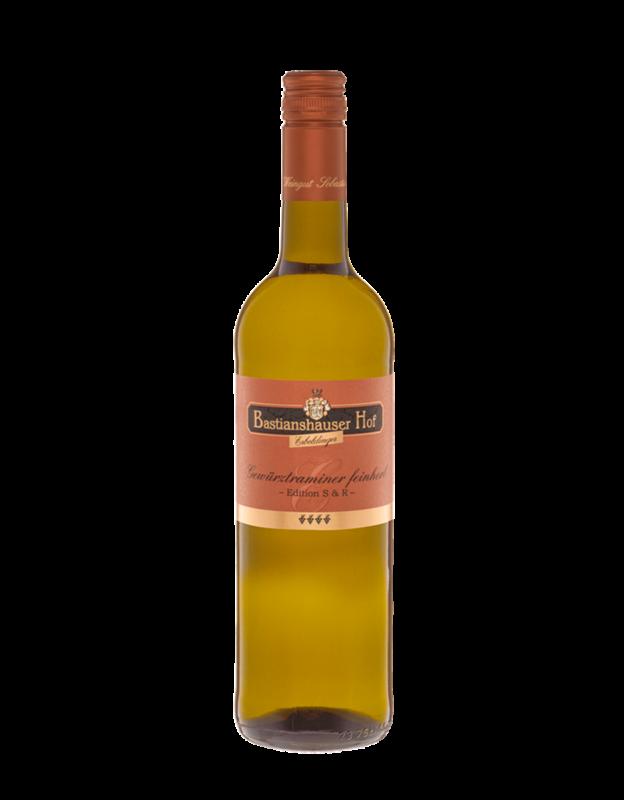 Weingut Bastianshauser Hof Erbeldinger - Gewürztraminer feinherb