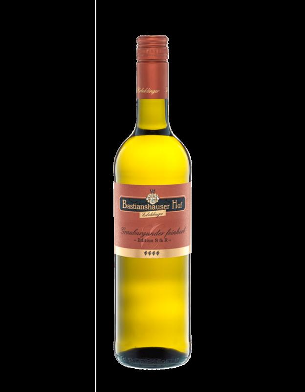 Weingut Bastianshauser Hof Erbeldinger - Grauburgunder feinherb