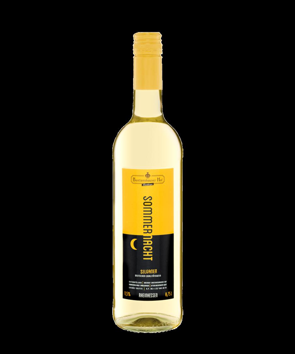 Weingut Bastianshauser Hof Erbeldinger - Silvaner Sommernacht