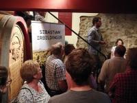 Weinsommer Weingut Bastianshauser Hof Erbeldinger Bechtheim-West