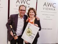 AWC Vienna Riesling trocken Bastianshauser Hof Erbeldinger