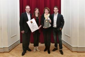 Staatsehrenpreis Rheinland-Pfalz Weingut Sebastian & Ralf Erbeldinger