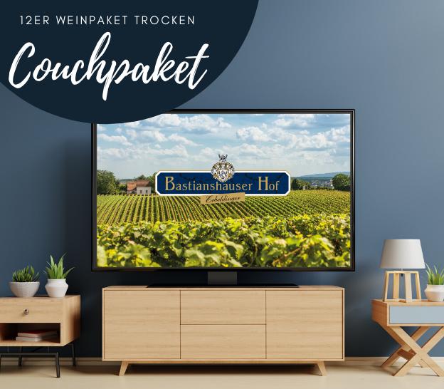Couchpaket Weingut Bastianshauser Hof Erbeldinger