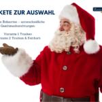 Online Weinprobe Advent@Home Pakete