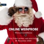 Online Weinprobe Advent@Home Key Facts