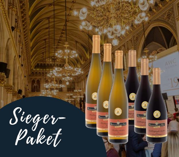 Siegerpaket Weingut Bastianshauser Hof Erbeldinger